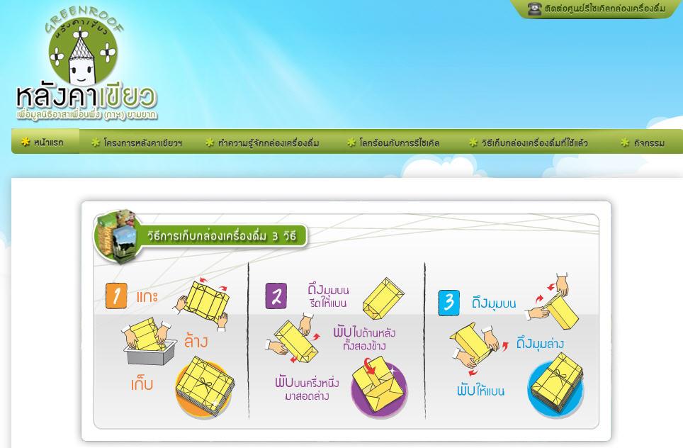 หน้า Website