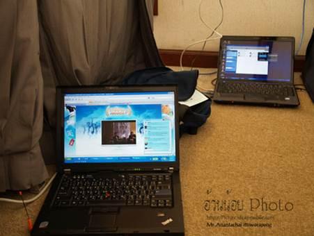 Streaming Online ถ่ายทอดสดผ่านระบบ internet