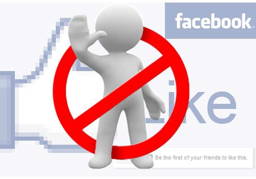 facebook ออกกฏห้ามทำกิจกรรมเพื่อเพิ่ม Likes