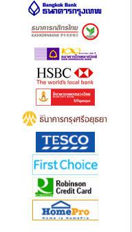 บัตรเครดิตวีซ่า ที่ออกโดย สถาบันผู้ออกบัตรในไทย