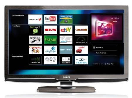 TV ที่เข้าถึง Internet ไม่ว่าจะเป็น Internet TV หรือ Set Box TV