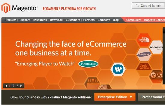 magento-Commerce ระบบสมบูรณ์แบบมาก