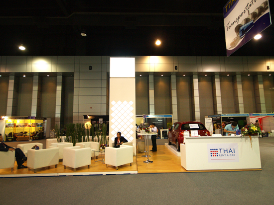 Thailand Travel Mart 2012