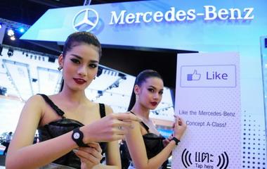 RFID Mercedes-Benz