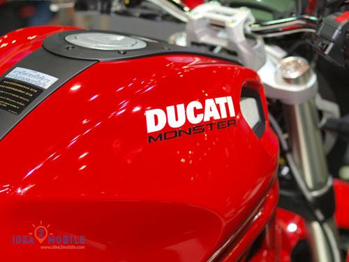ducati Motor expo 2012