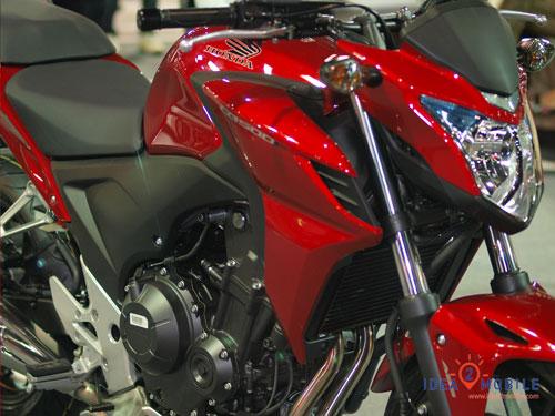honda500 Motor expo2012