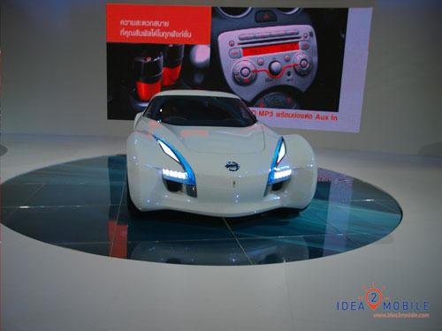nissan รถยนต์แห่งอนาคต