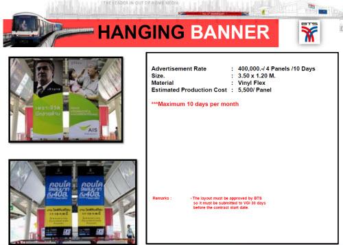 bts hanging