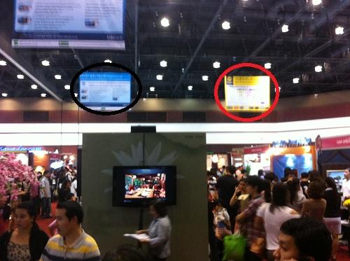 marketing ในงานไทยเที่ยวไทย