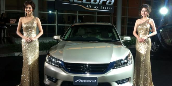 ไปร่วมงานเปิดตัว Honda Accord โฉมใหม่ ที่ โรงละครอักษรา King Power
