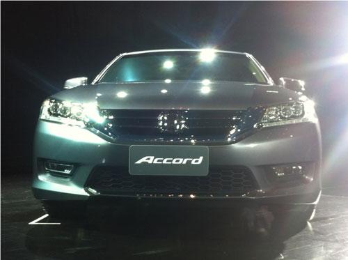 Honda Accord โฉมใหม่