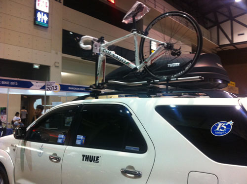 Bangkok Bike 2013