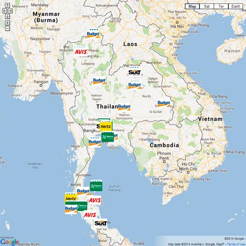 AEC กับตลาดรถเช่าในเมืองไทย