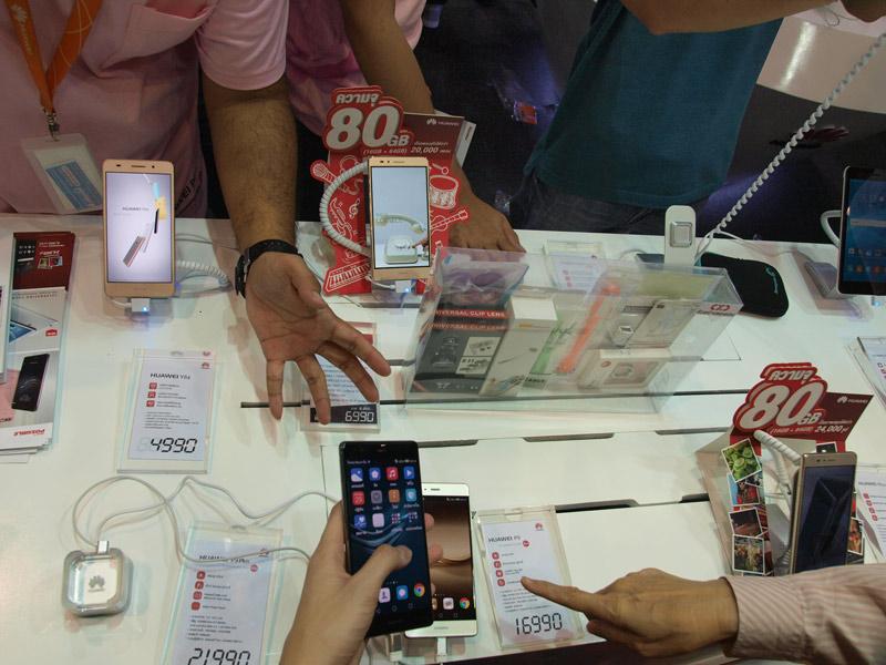 การตลาด Huawei